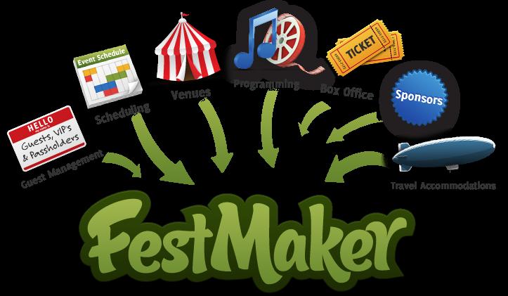 FestMaker Festival Management
